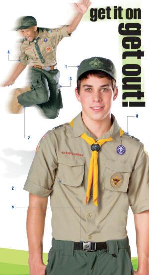 Boy Scout Troop 212